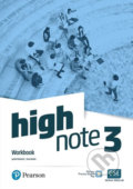 High Note 3: Workbook (Global Edition) - Daniel Brayshaw