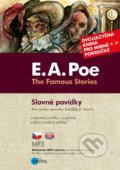 Slavné povídky / The Famous Stories - Edgar Alan Poe, Sabrina D. Harris