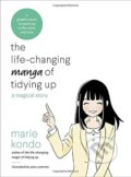 The Life-Changing Manga of Tidying Up - Marie Kondo