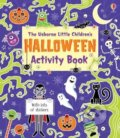 Little Children's Halloween Activity Book - Rebecca Gilpin
