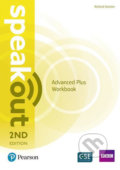 Speakout 2nd Edition - Advanced Plus Workbook - Richard Storton