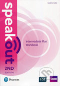 Speakout 2nd Edition - Intermediate Plus Workbook no key - Caroline Cooke