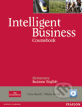Intelligent Business - Elementary - Coursebook w/ CD Pack - Irene Barrall