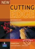 New Cutting Edge Intermediate Students´ Book - Sarah Cunningham
