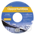 New Opportunities - Pre-Intermediate - Patricia Reilly