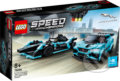 LEGO Speed Champions 76898 Formula E Panasonic Jaguar Racing GEN2 car & Jaguar I-PACE eTROPHY -