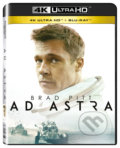 Ad Astra Ultra HD Blu-ray - James Gray