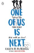 One Of Us is Next - Karen M. McManus