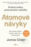 Atomové návyky - James Clear