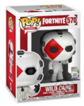 Funko POP Games: Fortnite S4 - Wild Card (Diamond) -