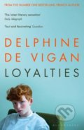 Loyalties - Delphine de Vigan