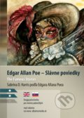 Edgar Allan Poe - Slávne poviedky / The Famous Stories - Sabrina D. Harris, Edgar Alan Poe
