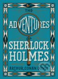 The Adventure of Sherlock Holmes - Arthur Conan Doyle, Sidney Paget (ilustrácie)