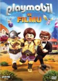 Playmobil ve filmu DVD - Thurop Van Orman, John Rice