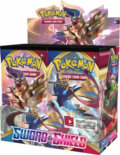 Pokémon TCG: Sword and Shield 1 Blister Booster -