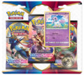 Pokémon TCG: Sword and Shield 3 Blister Booster -