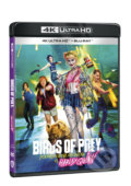 Birds of Prey Ultra HD Blu-ray (Podivuhodná proměna Harley Quinn) - Cathy Yan