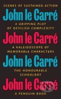 The Honourable Schoolboy - John Le Carré