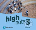 High Note 3: Class Audio CDs (Global Edition) - Daniel Brayshaw