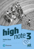 High Note 3: Teacher´s Book with Pearson Exam Practice - Daniel Brayshaw