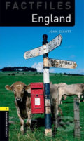 England with Audio Mp3 Pack (New Edition) - John Escott