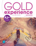 Gold Experience 2nd Edition A2+ Teacher´s Book w/ Online Practice & Online Resources Pack - Sheila Dignen