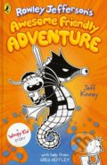 Rowley Jefferson's Awesome Friendly Adventure - Jeff Kinney
