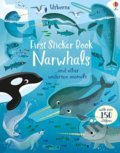 First Sticker Book Narwhals - Holly Bathie