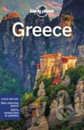 Lonely Planet Greece - Simon Richmond, Kate Armstrong, Stuart Butler, Peter Dragicevich, Trent Holden, Anna Kaminski, Vesna Maric, Hugh McNaughtan, Kate Morgan, Isabella Noble, Zora O'Neill, Leonid Ragozin, Kevin Raub, Andrea Schulte-Peevers, Andy Symington, Greg Ward