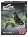 Adventure games: Monochrome a. s. -