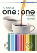 Business one : one Intermediate Student's Book with MultiROM - Rachel Appleby