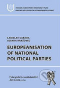 Europeanisation of National Political Parties - Ladislav Cabada, Alenka Krašovec