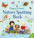 Poppy and Sam's Nature Spotting Book - Sam Taplin, Simon Taylor-Kielty (ilustrácie)