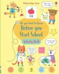 All You Need to Know Before You Start School - Holly Bathie, Marina Aizen (ilustrácie)