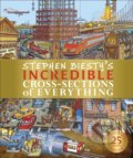 Stephen Biesty's Incredible Cross-Sections of Everything - Richard Platt, Stephen Biesty (Iulustrátor)