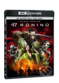 47 róninů Ultra HD Blu-ray - Carl Rinsch