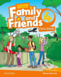 Family and Friends 4 - Class Book (2nd Edition) - Naomi Simmons
