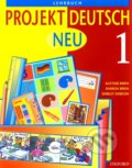 Projekt Deutsch Neu 1 - Lehrbuch - Alistair Brien, Sharon Brien, Shirley Dobson