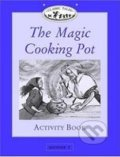The Magic Cooking Pot Activity Book - S. Arengo