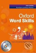 Oxford Word Skills - Intermediate - Ruth Gairns, Stuart Redman