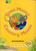 Town Mouse & Contry Mouse Activity Book - Cathy Lawday, Richard MacAndrew