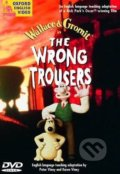 The Wrong Trousers - Nick Park, Bob Baker, Peter Viney, Karen Viney