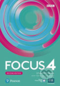 Focus 4: Student's Book - Sue Kay, Vaughan Jones, Daniel Brayshaw, Beata Trapnell, Dean Russell
