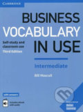 Business Vocabulary in Use: Intermediate - Bill Mascull