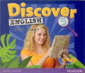 Discover English 5 - Class CD - Ingrid Freebairn