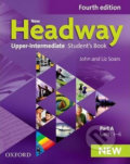 New Headway - Upper-Intermediate - Student's Book Part A - John Soars, Liz Soars