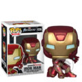 Funko POP Marvel: Avengers Game - Iron Man (Stark Tech Suit) -