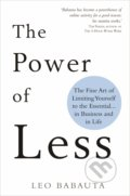 The Power of Less - Leo Babauta