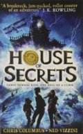 House of Secrets - Ned Vizzini, Chris Columbus