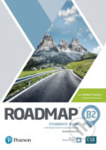 Roadmap B2 Upper-Intermediate Students´ Book with Online Practice, Digital Resources & App Pack - Jonathan Bygrave